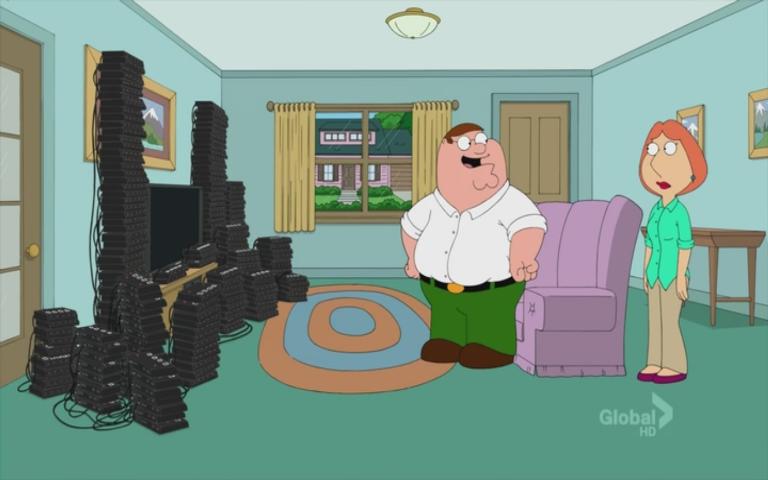 Family Guy Season 11 Episode 2 Online Colombiana Movie Dance Scene